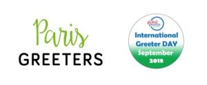 logo International Greeters Day Paris Greeters