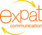 logo - expat communication